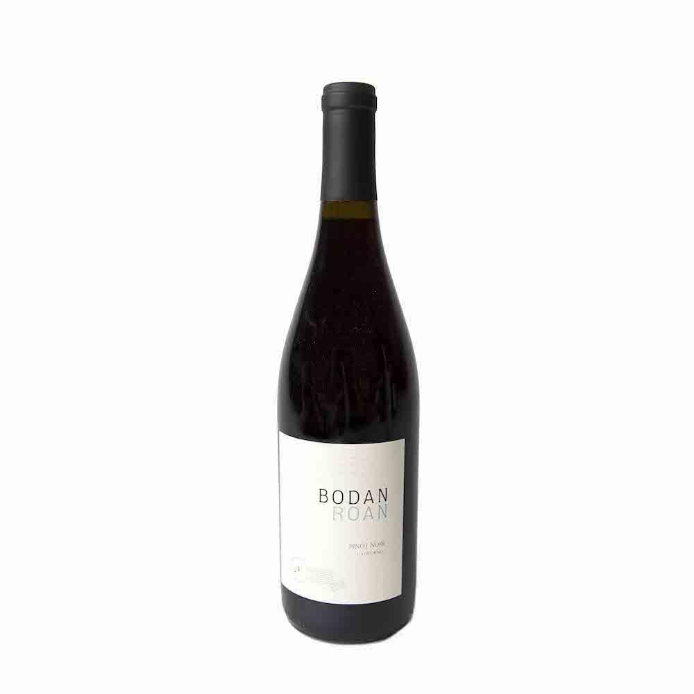 Bodan Roan Pinot Noir 2018 750ml
