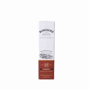Bowmore Single Malt 15 Year Scotch Whiskey 750ml