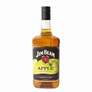 Jim Beam Apple Bourbon Liqueur 1.75L