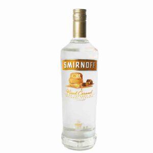 Smirnoff Kissed Caramel Vodka 1L
