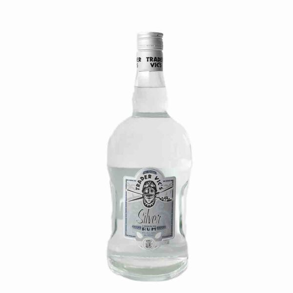 Trader Vic's Caribbean Rum Silver 1.75L
