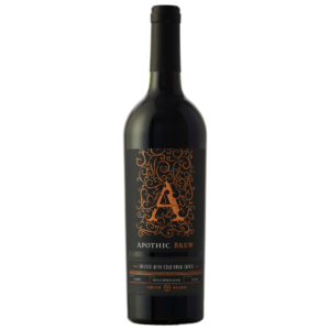 Apothic Brew Red Blend With Cold Brew Coffee