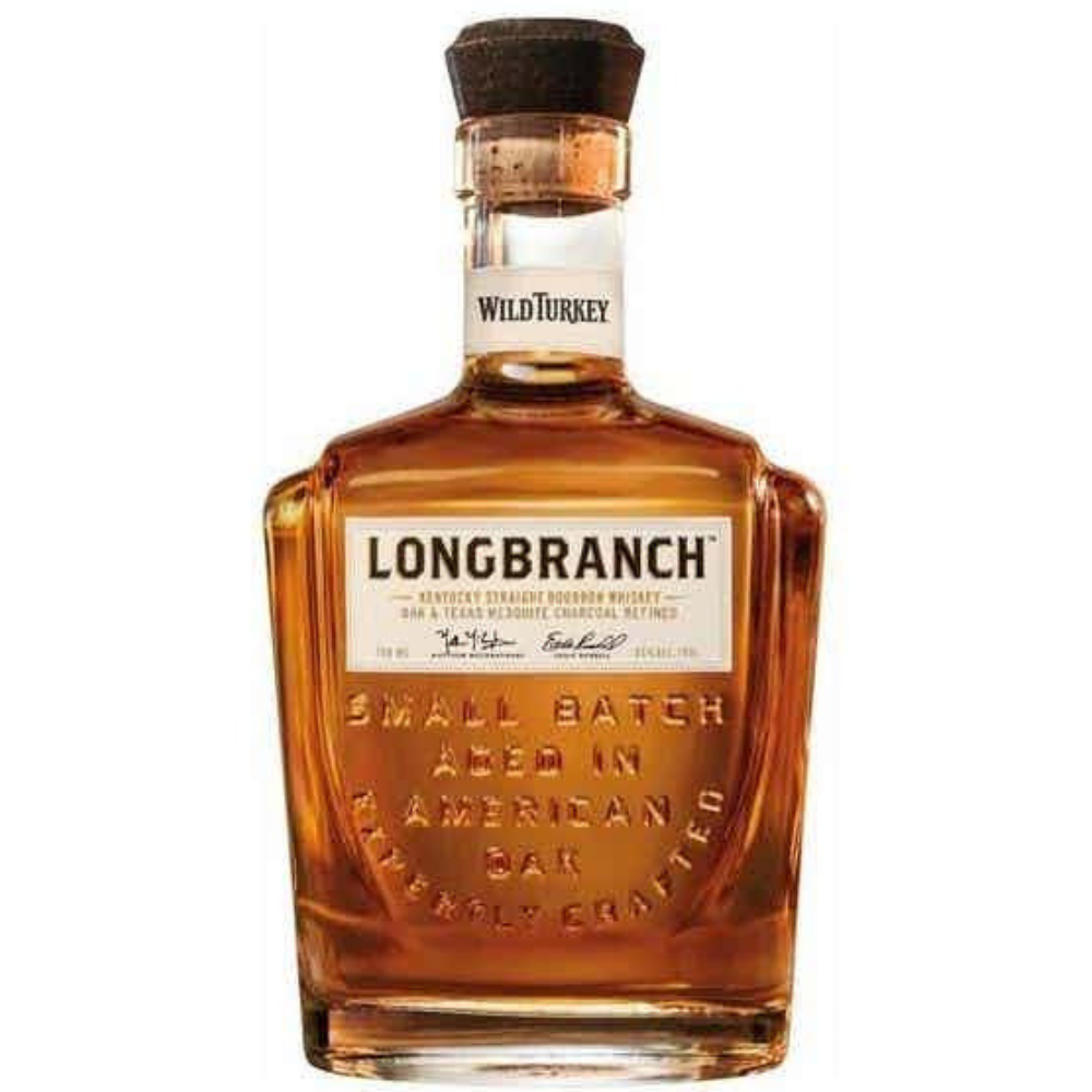 Wild Turkey Longbranch Bourbon 750ml