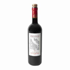 Ziobaffa Toscana Organic Red 750ml