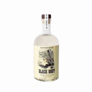 Barn Dog Craft Distilling Black Boot Vanilla Rum 750ml