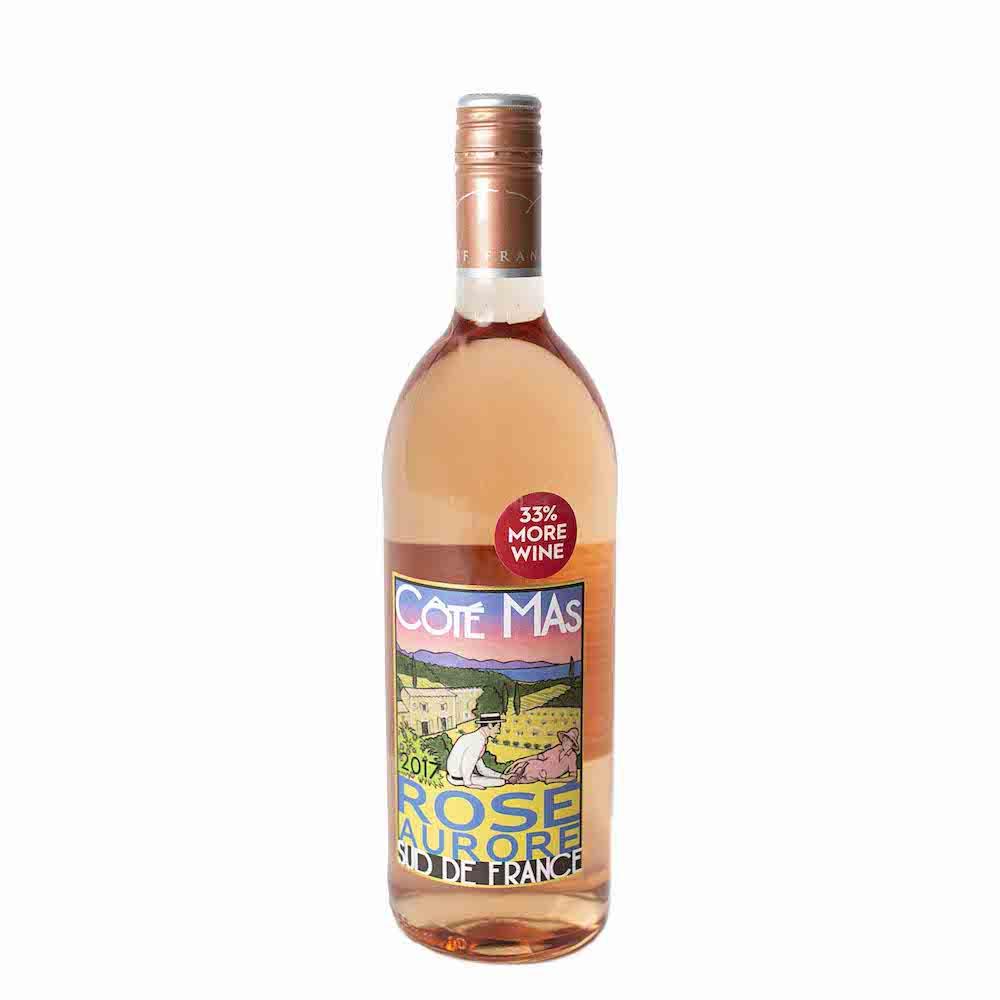 Cote Mas Rosé Aurore 2018 1L