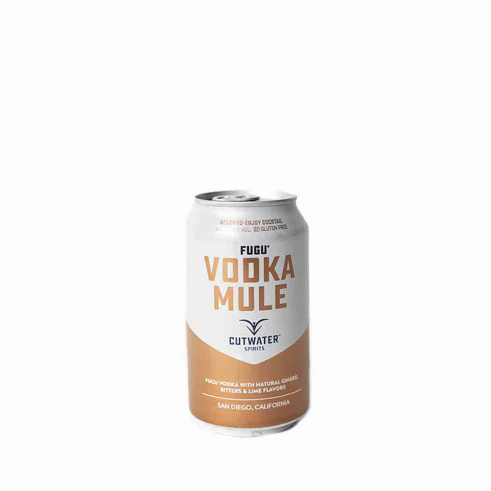 Cutwater Fugu Vodka Mule 355ml