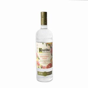 Ketel One Botanical Vodka Grapefruit & Rose 1L