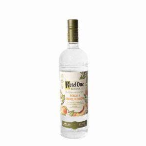 Ketel One Botanical Vodka Peach & Orange Blossom 1L