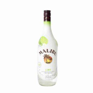 Malibu Lime Rum 1L