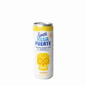 Sauza Agua Fuerte Spiked Sparkling Water Mango 355ml