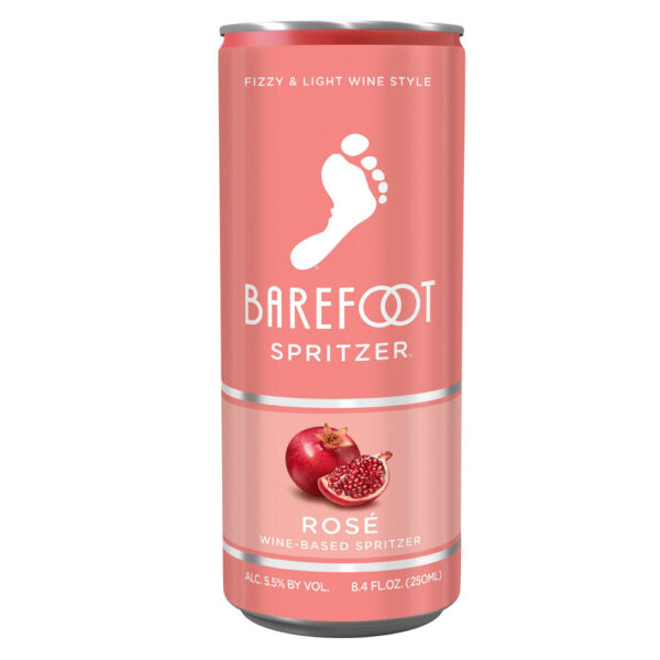 Barefoot Refresh Rosé Spritzer 250ml