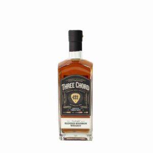 Three Chord Blended Bourbon Whiskey 750ml