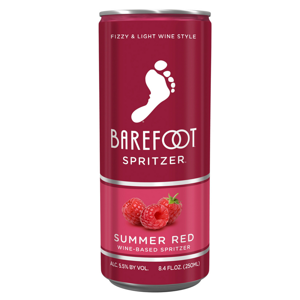 Barefoot Refresh Summer Red Spritzer 250ml