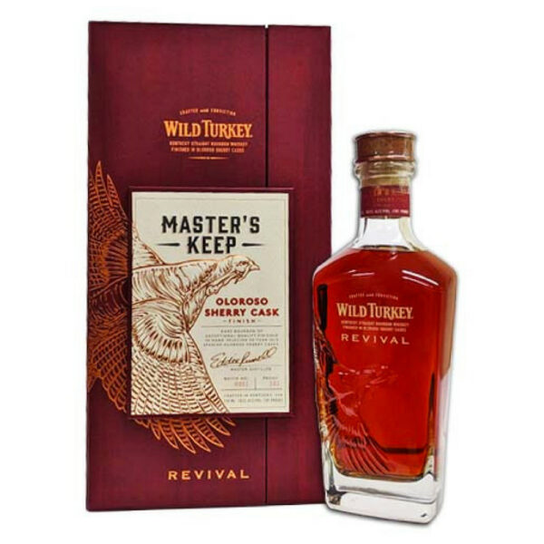 Wild Turkey Master's Keep Revival Bourbon 750ml