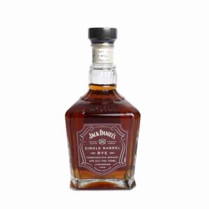 Jack Daniels Single Barrel Rye Whiskey 750ml