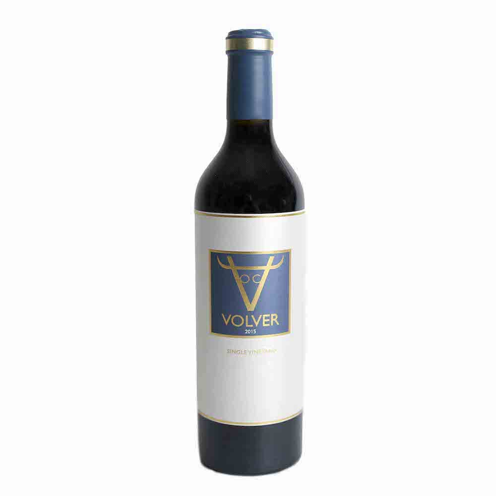 Volver Single Vineyards Tempranillo 750ml
