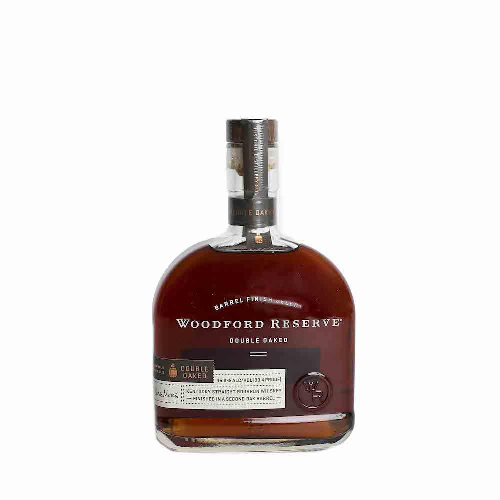 Woodford Reserve Double Oak Kentucky Straight Bourbon Whiskey 750ml