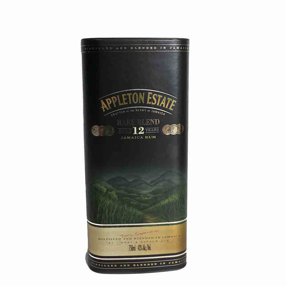 Appleton Estate 12 Year Rare Blend Jamamica Rum 750ml