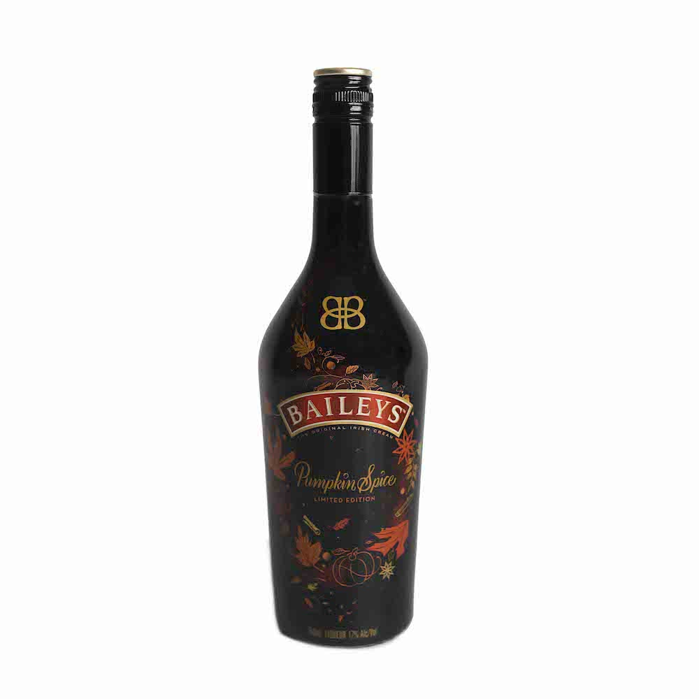Baileys Pumpkin Spice Irish Cream 750ml