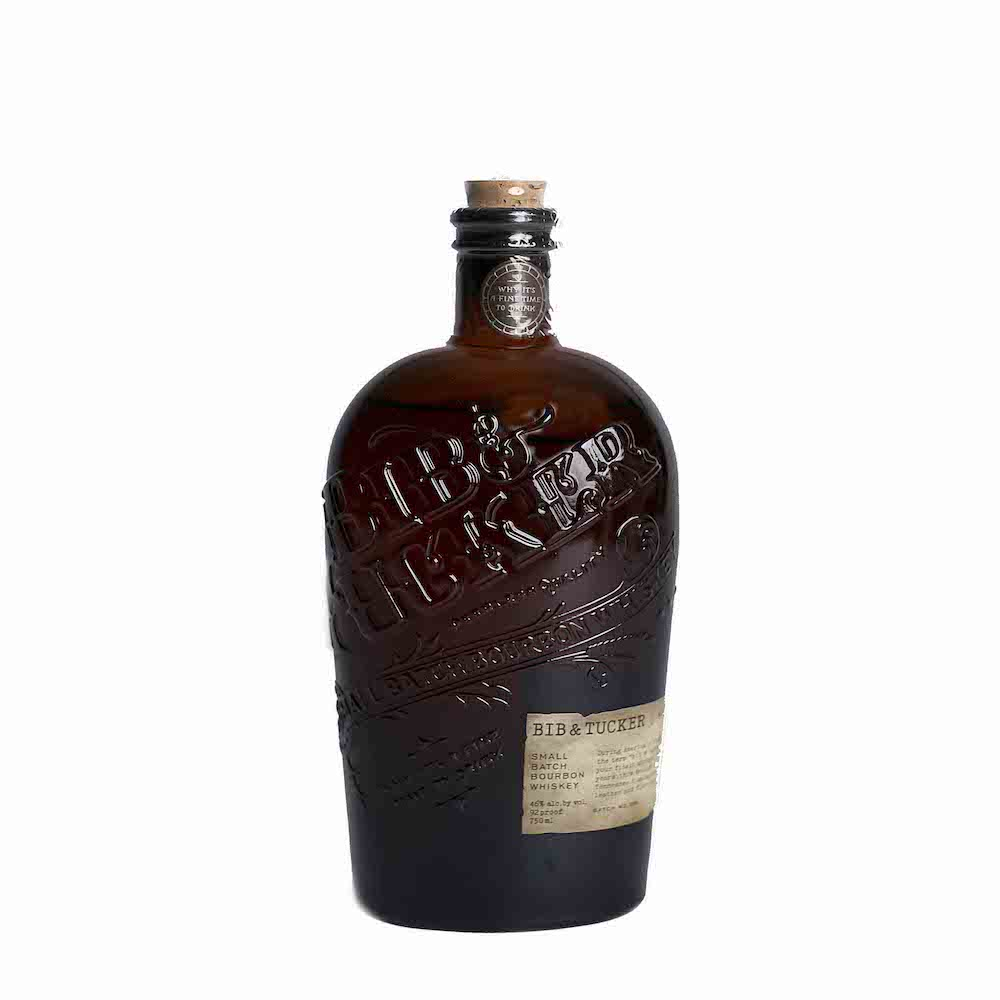Bib & Tucker Small Batch Bourbon Whiskey 750ml