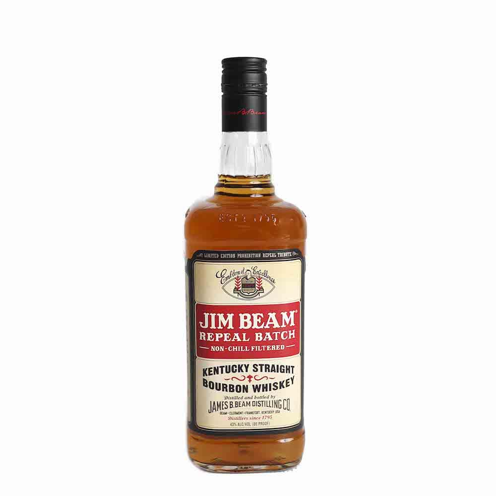 Jim Beam Repeal Batch Bourbon 1L