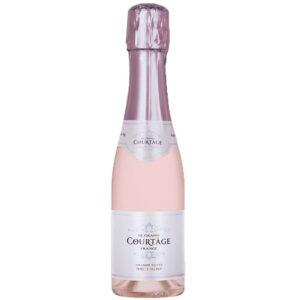 Le Grand Courtâge Grand Cuvée Brut Rosé 187ml