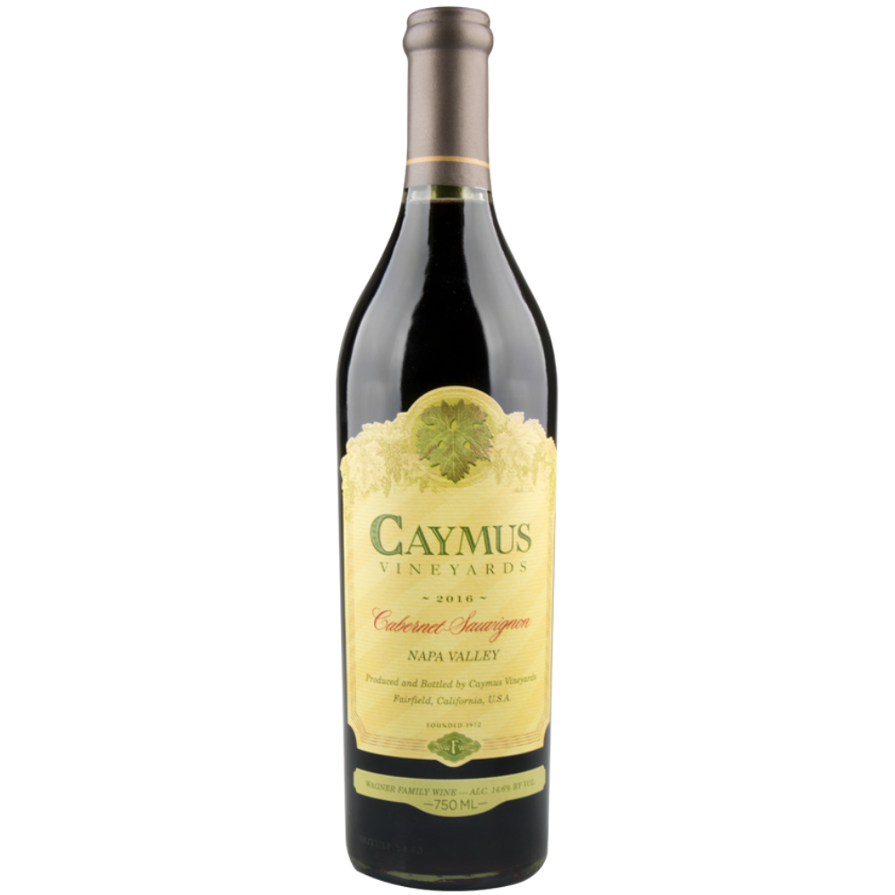 Caymus Napa Valley Cabernet 2016 750ML