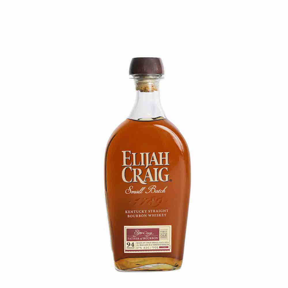 Elijah Craig Single Barrel Small Batch Bourbon 750ml
