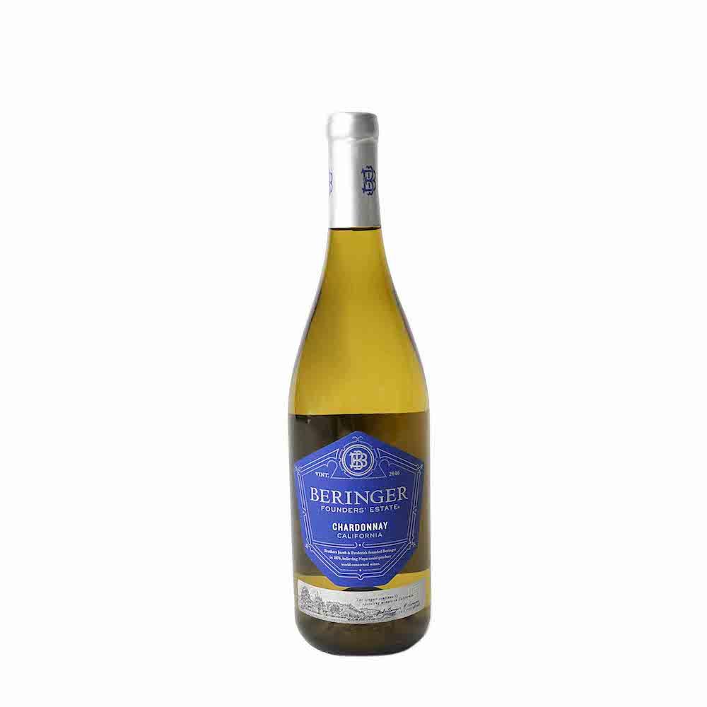 Beringers Founders Estate Chardonnay 750ml