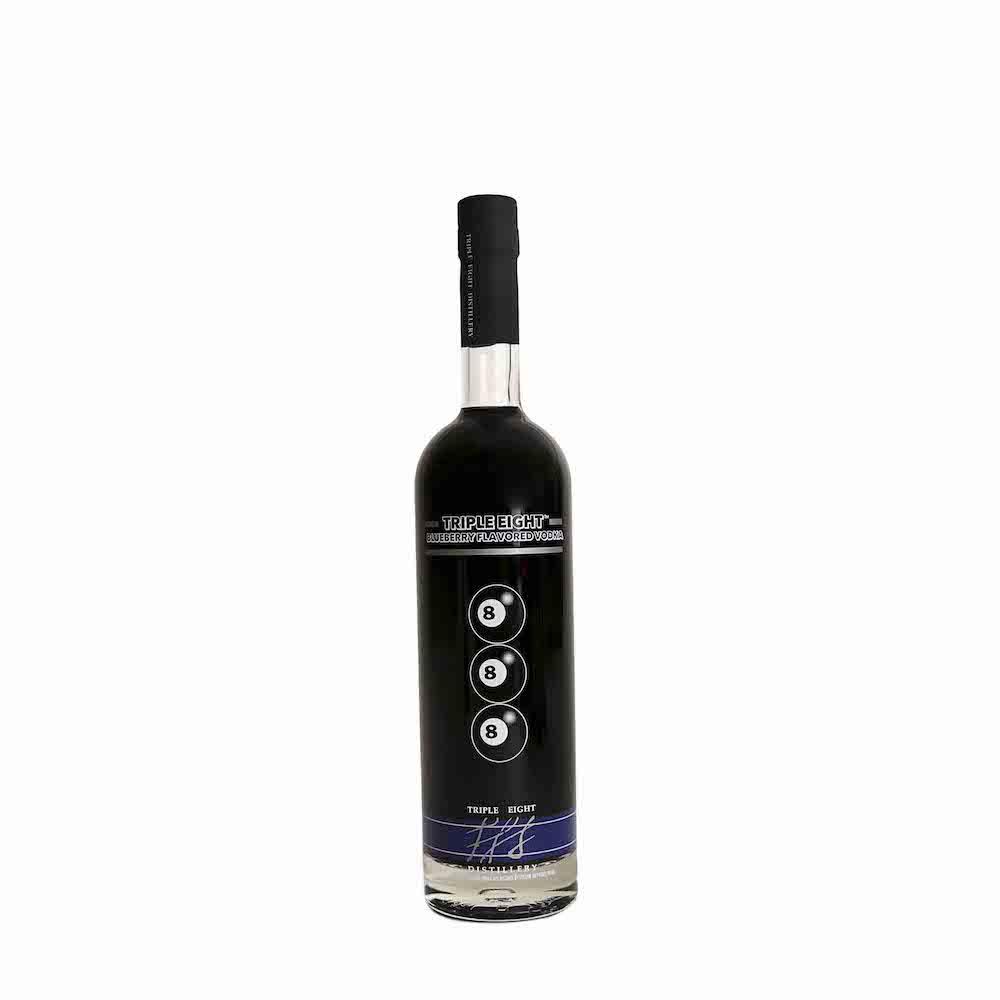 Triple Eight Blueberry Vodka 750ml