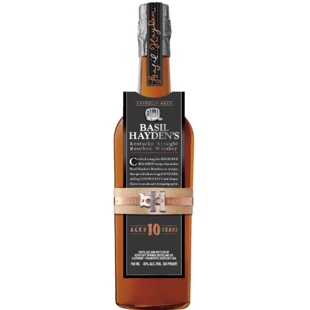 Basil Hayden's Bourbon 10 Year 750ml