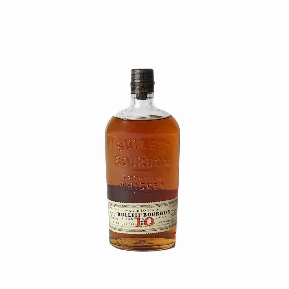 Bulleit 10 Year Kentucky Straight Bourbon Whiskey 750ml