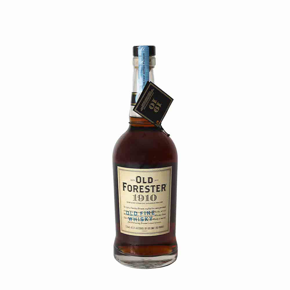 Old Forester 1910 Kentucky Straight Bourbon Whisky 750mlOld Forester 1910 Kentucky Straight Bourbon Whisky 750ml