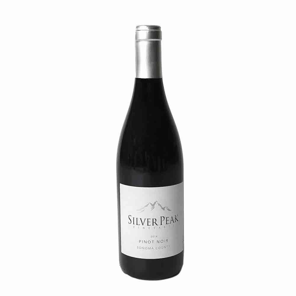 Silver Peak Sonoma County Pinot Noir 750ml