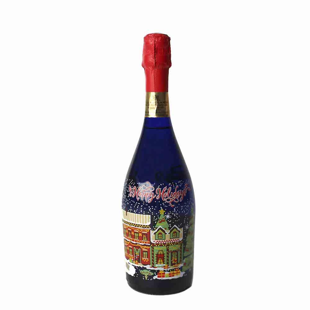 Villa Jolanda Holiday Edition Sparkling Wine 750ml