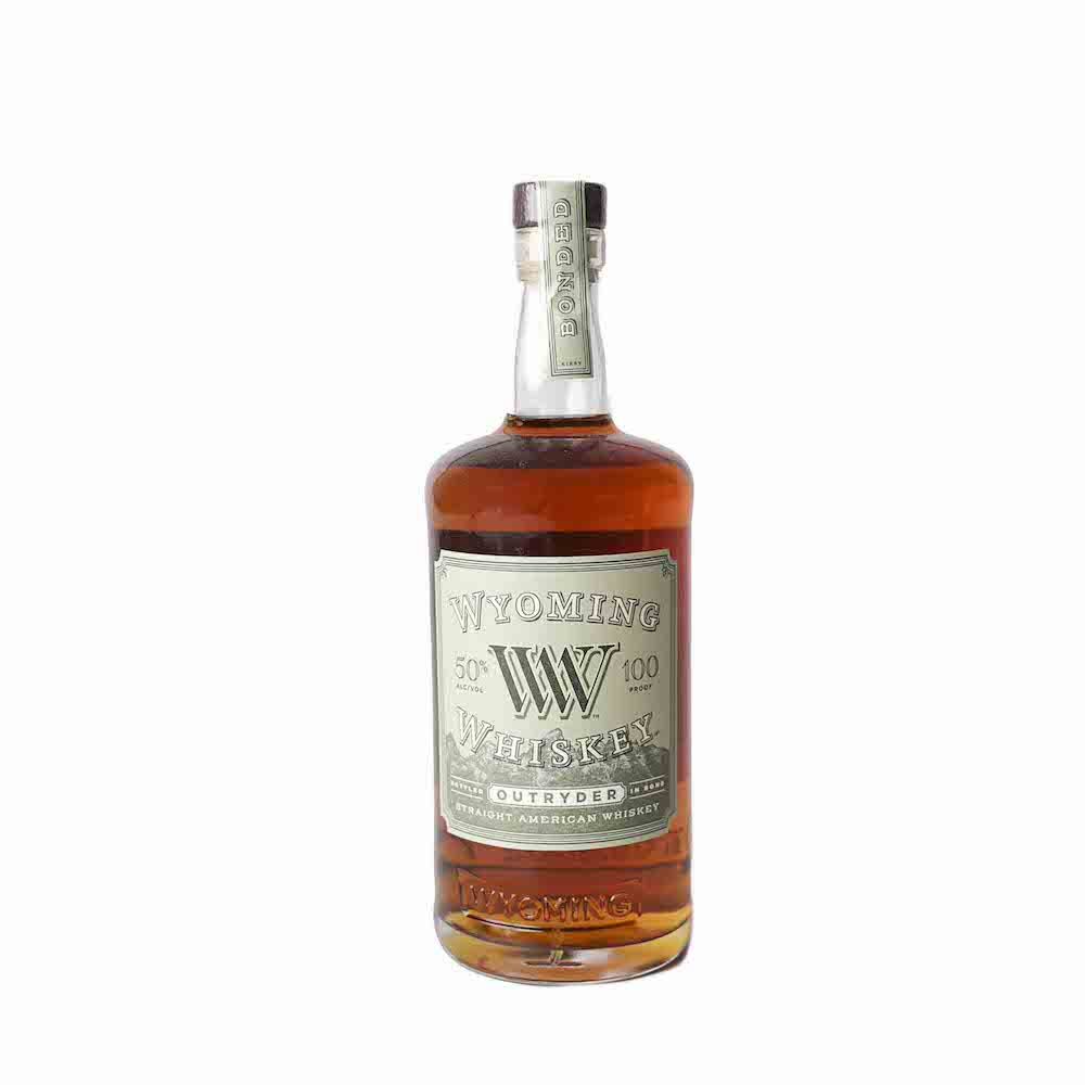 Wyoming Whiskey Outryder Straight American Whiskey 750ml