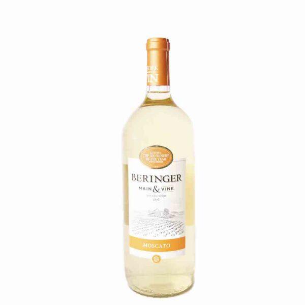 Beringer Main & Vine Moscato 1.5L