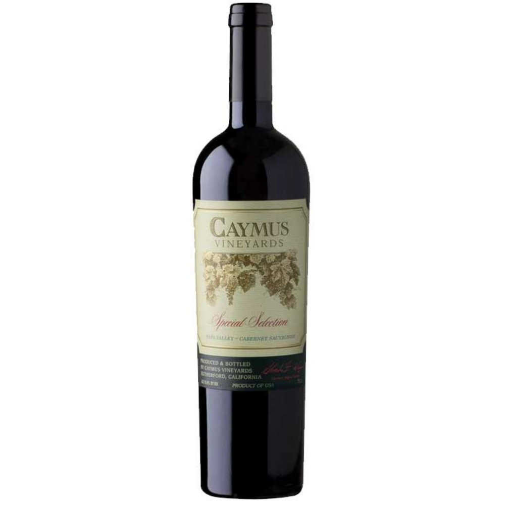 Caymus Special Selection Napa Valley Cabernet 750ML