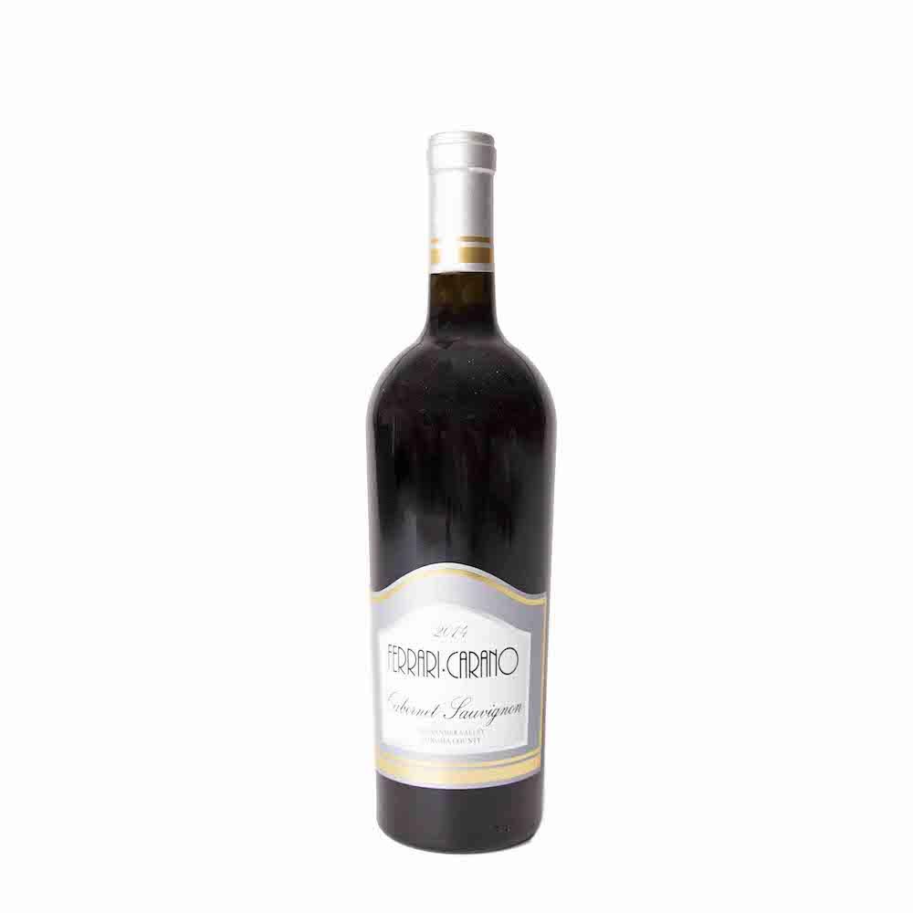 Ferrari Carano Cabernet Sauvignon 2016 750ml Elma Wine Liquor