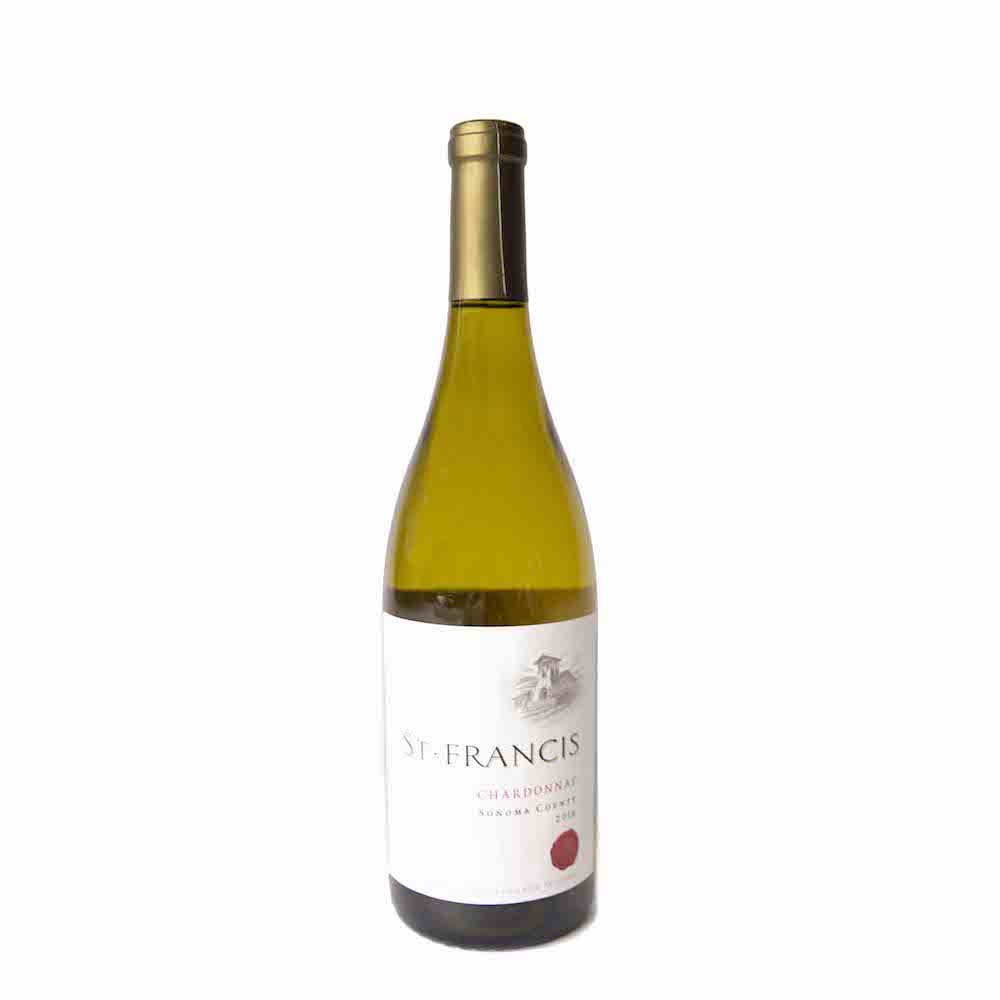 St Francis Sonoma County Chardonnay 750ml