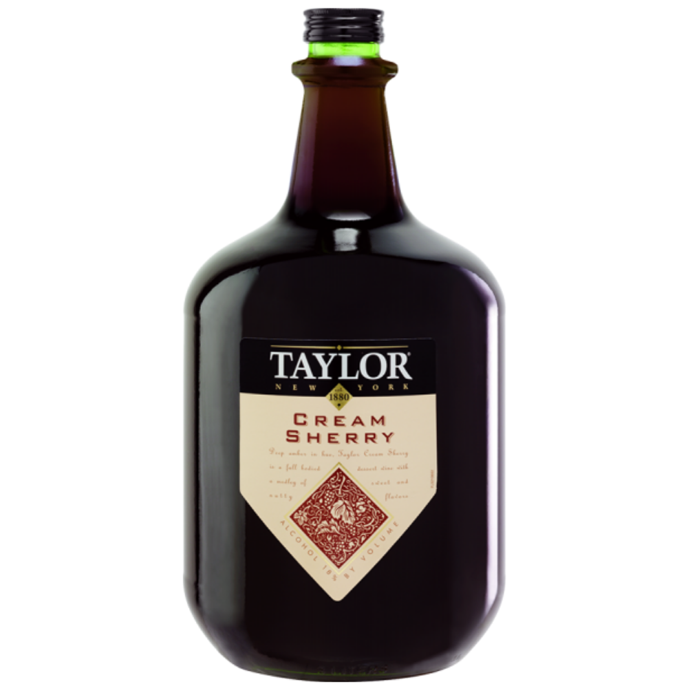 Taylor Cream Sherry 3L