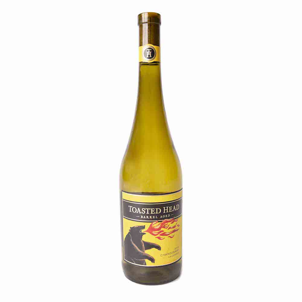 Toasted Head Barrel Aged Chardonnay 750ml