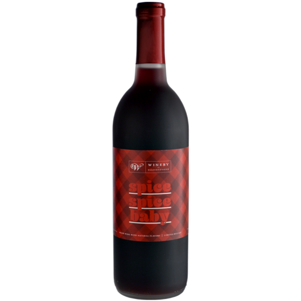 Winery of Ellicottville Spice Spice Baby Red Wine 750ml