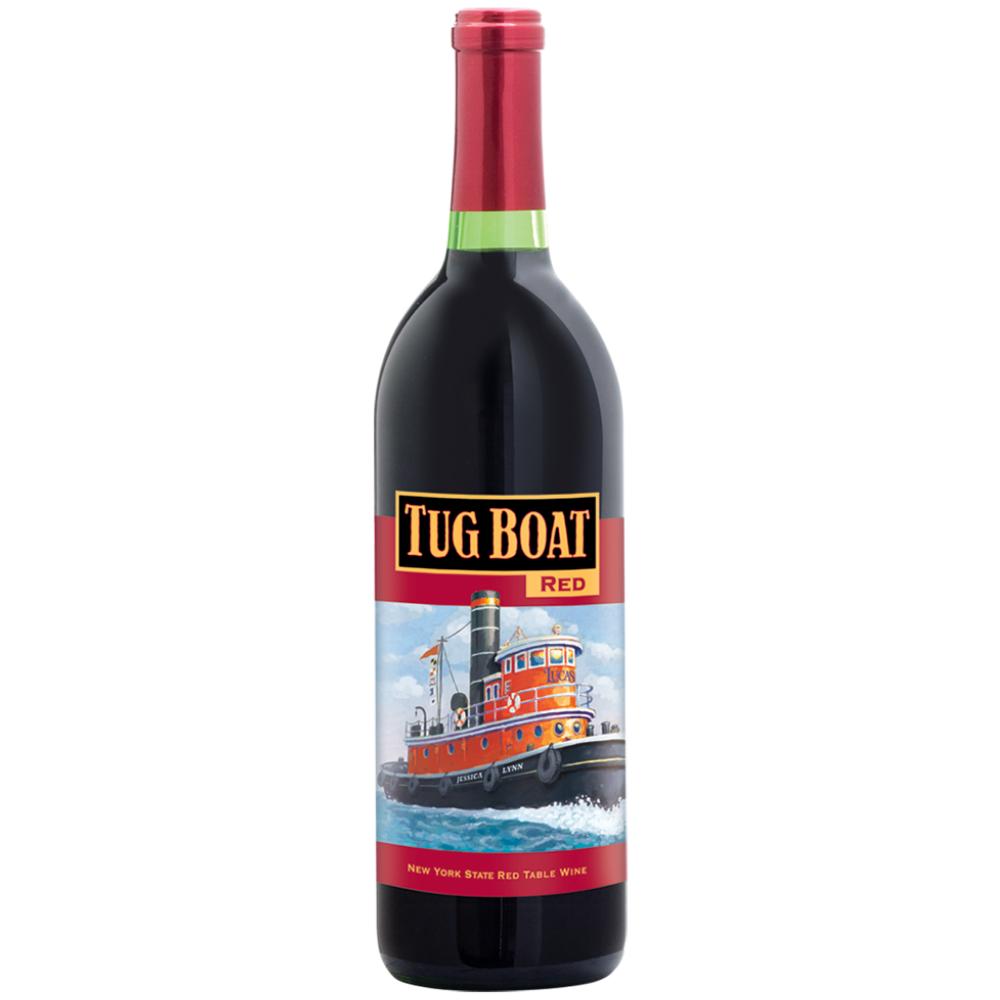 Lucas Vineyards Tug Boat Red 750ml