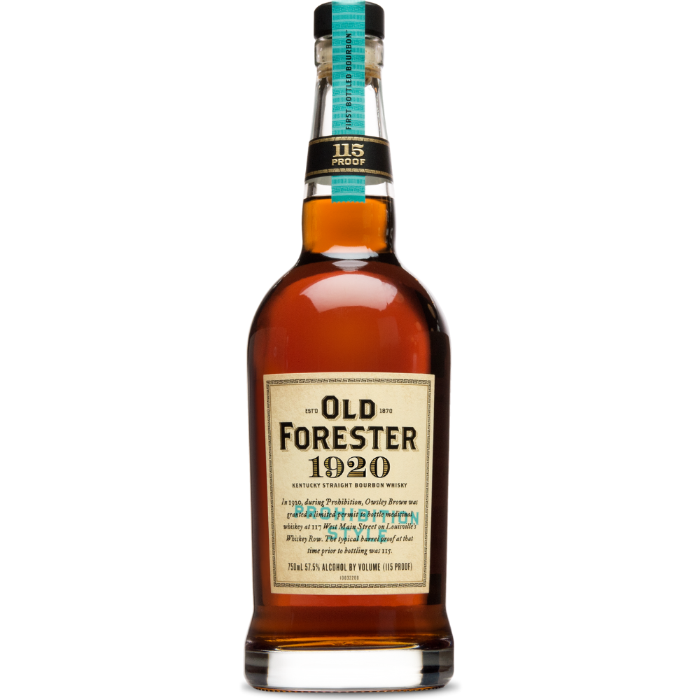 Old Forester 1920 Kentucky Straight Bourbon Whisky 750ml