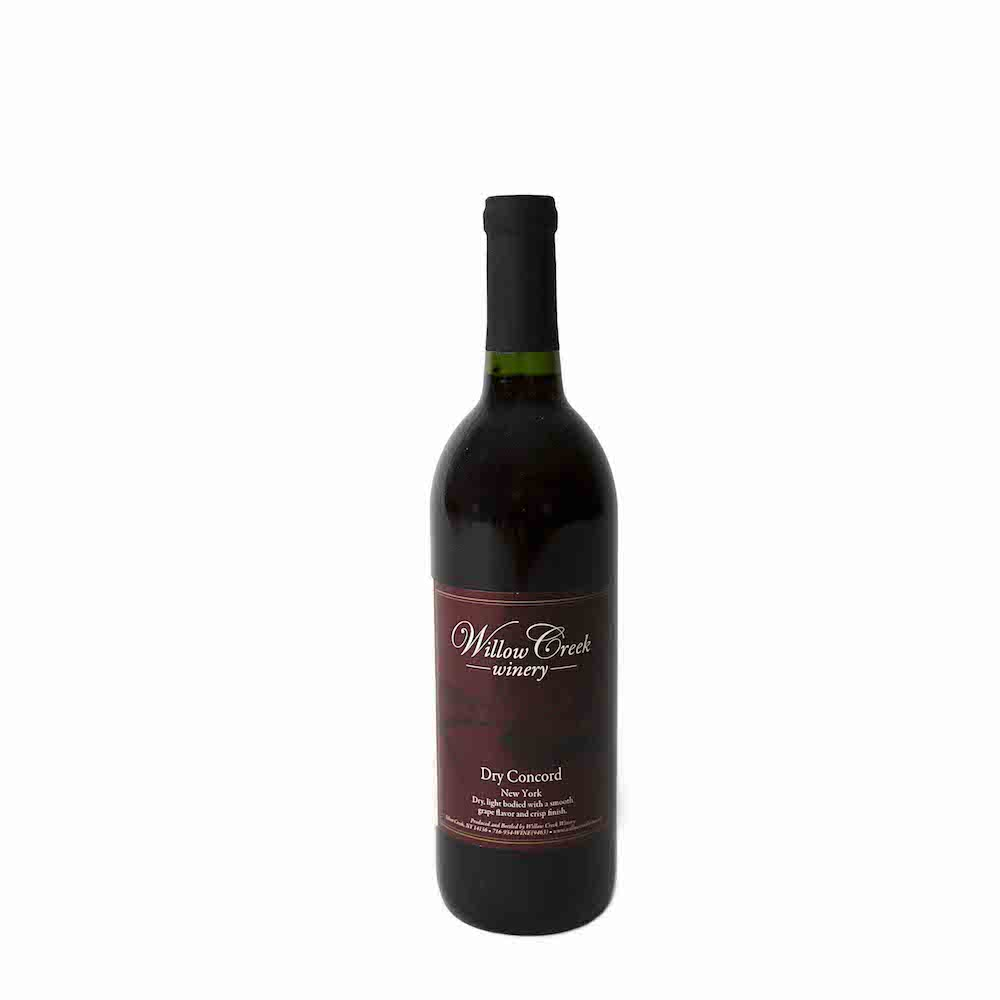 Willow Creek Dry Concord 750ml
