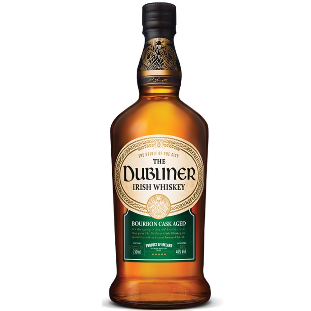 The Dubliner Bourbon Cask Aged Irish Whiskey 750ml