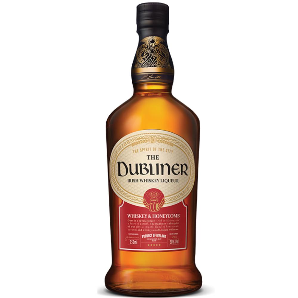 The Dubliner Irish Whiskey Liqueur 750ml