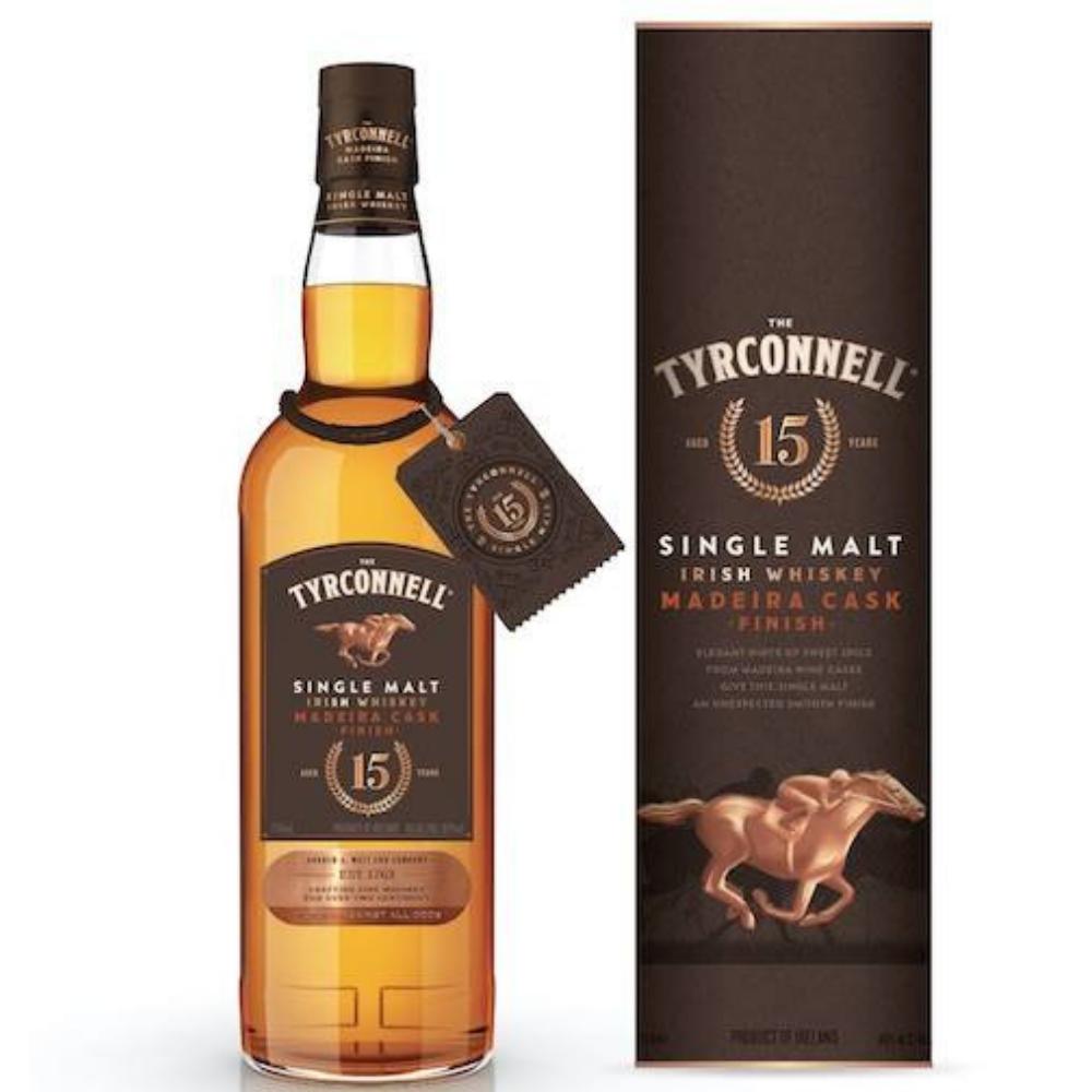Tyrconnell 15 Year Single Malt Irish Whiskey Madeira Cask 750ml